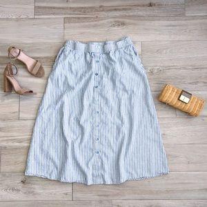 Eileen Fisher Flare Skirt